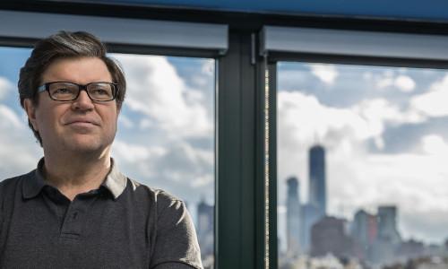 Facebook vice president and chief AI scientist Yann LeCun.